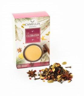 Thé Célébration biologique – Camellia Sinensis