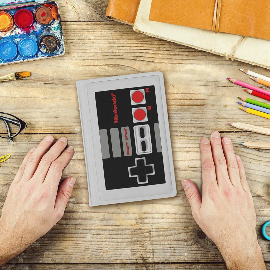 Cliquez ici pour acheter Cahier Nintendo