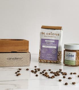 Ensemble Cadeau – Thématique «Café»