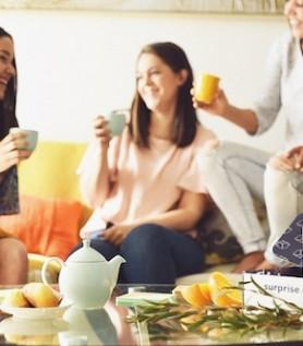 Coffret de thé – Coup de cœur 2019