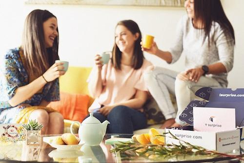 Cliquez ici pour acheter Coffret de thé – Coup de cœur 2019