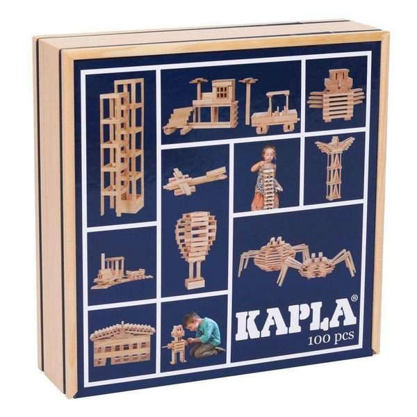 Cliquez ici pour acheter Kapla – Boite de 100 morceaux