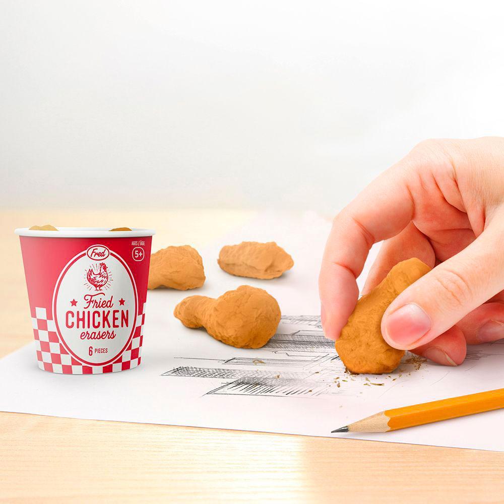Cliquez ici pour acheter Seau de poulet frit pour effacer