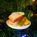 Décoration Sapin de Noël - Smoked Meat
