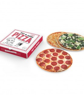 Sous-verres Pizza
