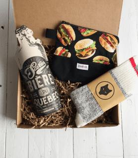 Ensemble – Burger-bière-chaleur