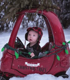 Casquette d'hiver pour enfant