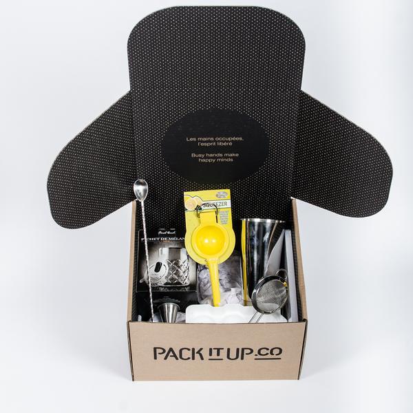 Cliquez ici pour acheter Kit de mixologie avancé