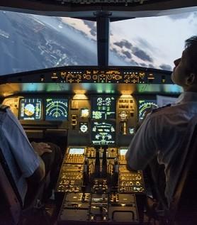 Simulateur de Vol : AéroSim Expérience