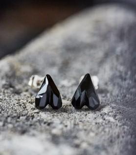 Boucles d'oreilles écoresponsables – Coeur-à-l'envers