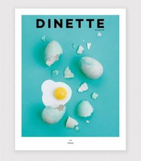 Dinette Magazine – Offrir un abonnement à 4 magazines!