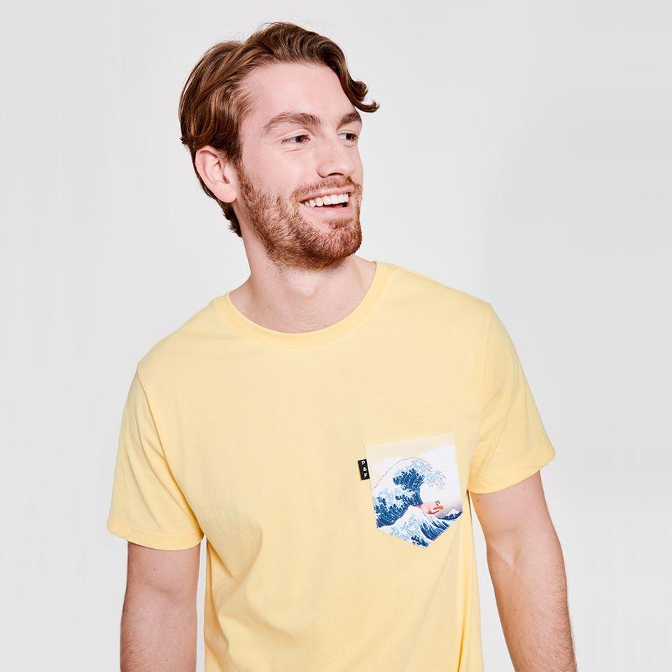 Cliquez ici pour acheter T-Shirt Personnalisé (Poches & Fils)