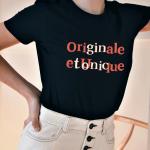 Originale et unique - Gin tonic