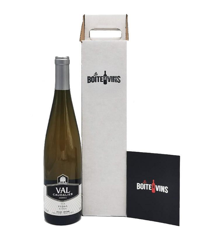 Cliquez ici pour acheter Sac cadeau – Vin ou cidre du Québec