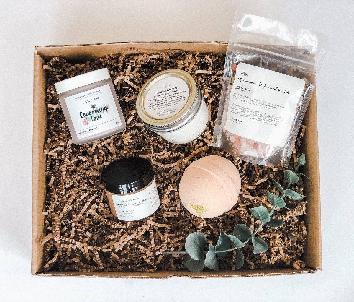 Cliquez ici pour acheter Boîte – Prends soin de toi