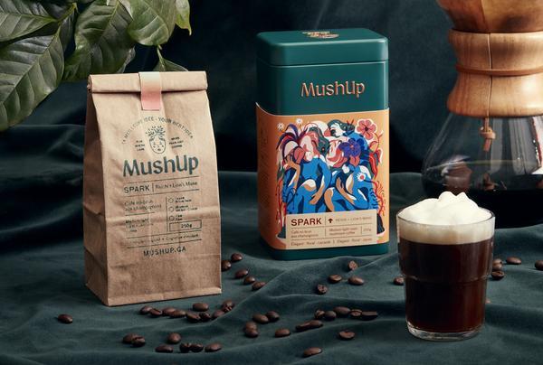 Cliquez ici pour acheter Duo Café SPARK – MushUp