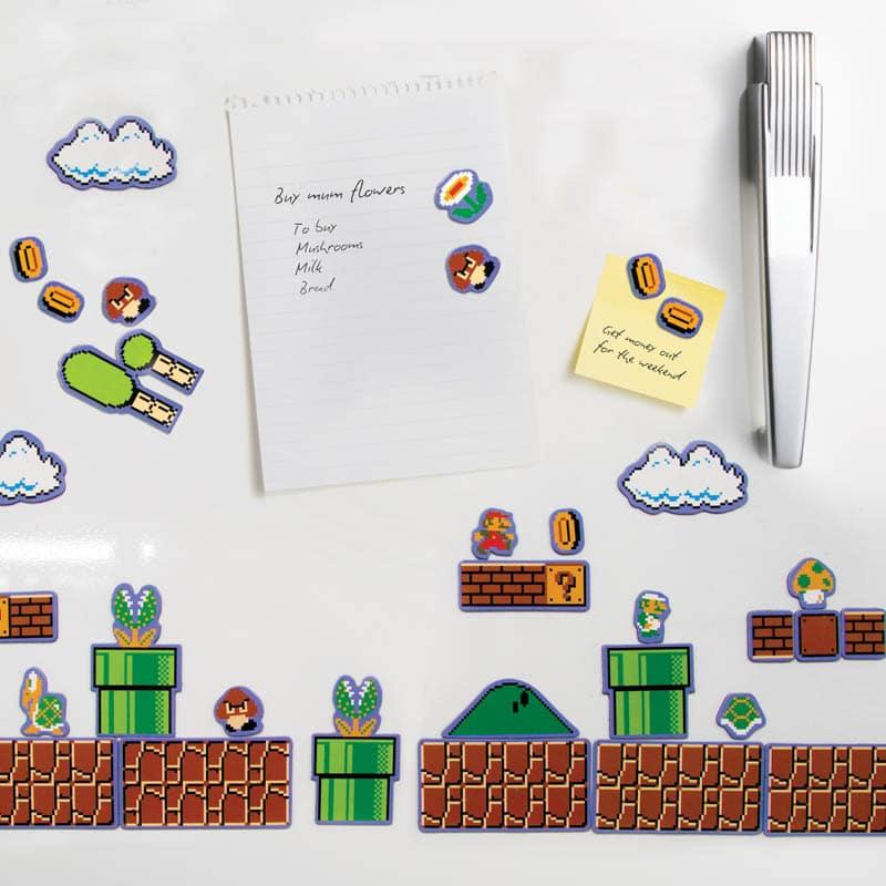 Cliquez ici pour acheter Aimants Mario Bros