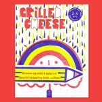 Magazine Grilled Cheese - COULEURS (2-4 ans)