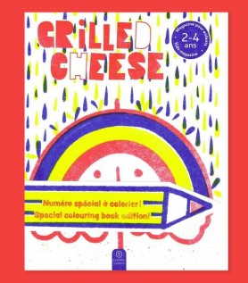 Magazine Grilled Cheese – COULEURS (2-4 ans)