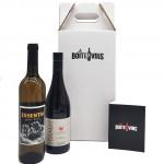 Coffret cadeau découverte - Boîte à vins du Québec