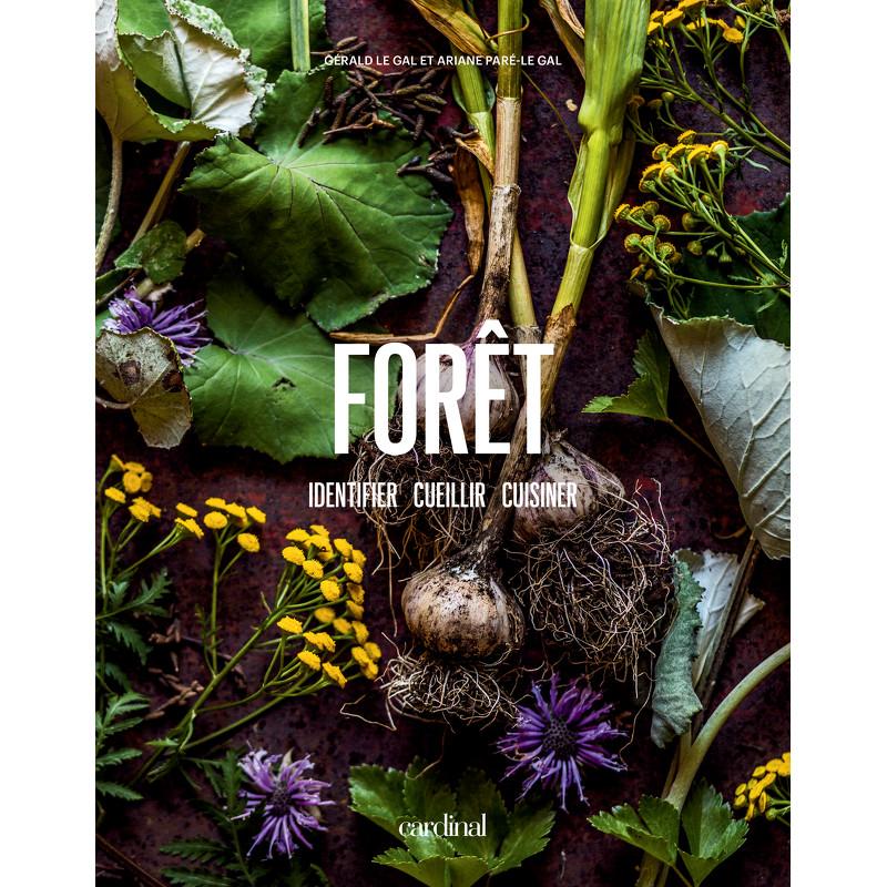 Cliquez ici pour acheter Forêt – Identifier, cueillir & cuisiner