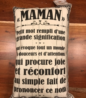 Coussin – Maman