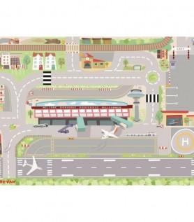 Tapis de jeu – Aéroport