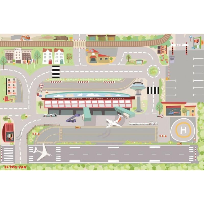 Cliquez ici pour acheter Tapis de jeu – Aéroport