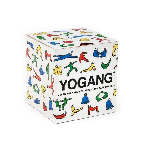 Cliquez ici pour acheter Yogang – Jeu québécois