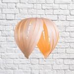 Lampe en bois (Merisier blanc) - Noisette