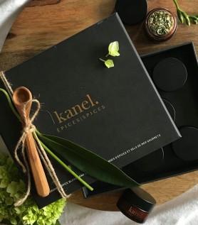 Boîte d'épices de Kanel – Découverte