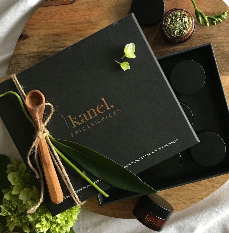Cliquez ici pour acheter Boîte d'épices de Kanel – Découverte