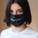 Masque lavable - Bonjour 2 M