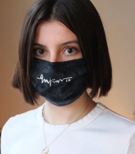 Masque lavable – Bonjour 2 M