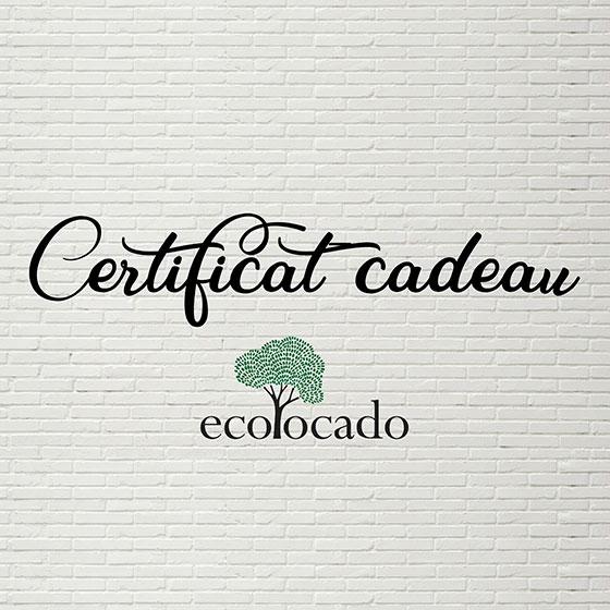 Cliquez ici pour acheter Carte-cadeau – Ecolocado