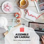 Cosmétiques naturels BUTR - Assemblez votre cadeau!
