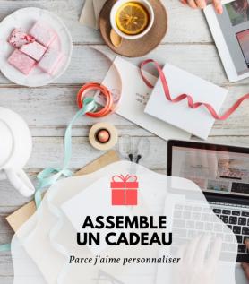 Cosmétiques naturels BUTR – Assemblez votre cadeau!