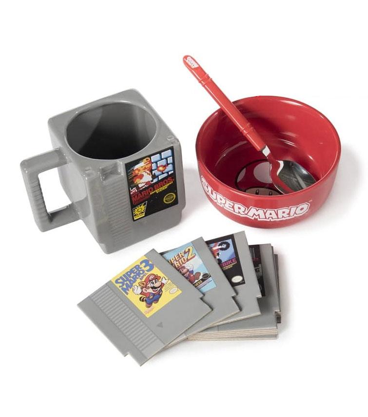 Cliquez ici pour acheter Ensemble geek Nintendo