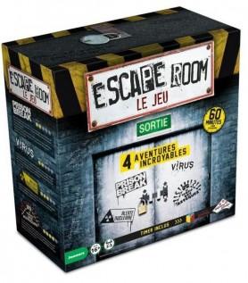 Jeu de société – Escape Room