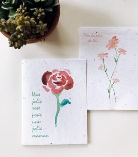 Fête des mères – Cartes à planter