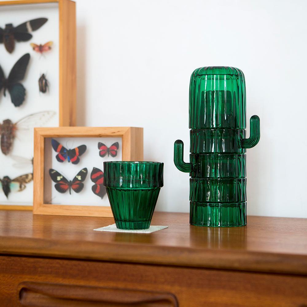 Cliquez ici pour acheter Ensemble de verres cactus SAGUARO