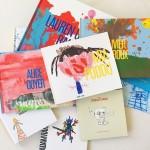 Votre enfant est l'artiste - Livre d'artiste