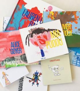 Votre enfant est l'artiste – Livre d'artiste