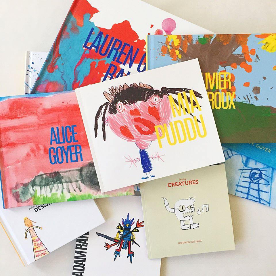 Cliquez ici pour acheter Votre enfant est l'artiste – Livre d'artiste