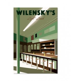 Affiche – Wilensky