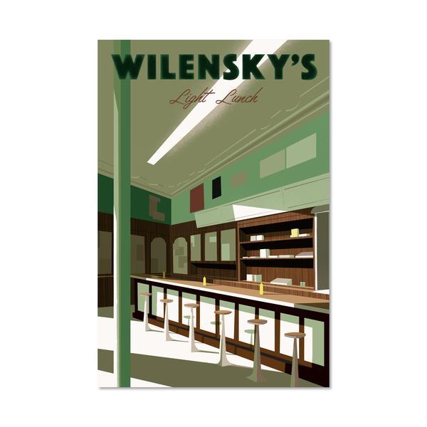 Cliquez ici pour acheter Affiche – Wilensky