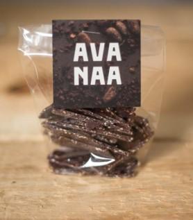 Chocolat – Écorces bagels sésames