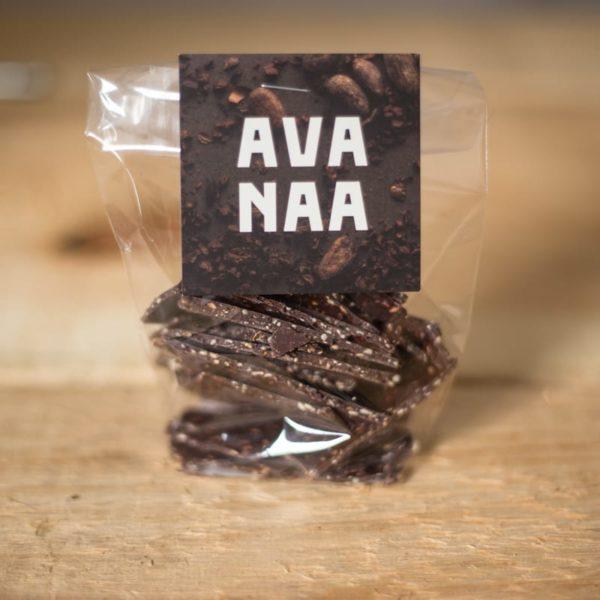 Cliquez ici pour acheter Chocolat – Écorces bagels sésames