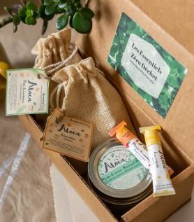Coffret cadeau ATOCA – Essentiels zéro-déchet