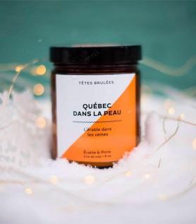 Bougie – Québec dans la peau